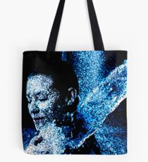 Sometimes All Is Blue Tote Bag
