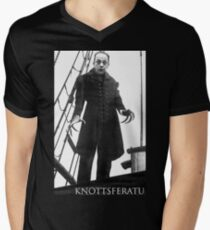 Knottsferatu Men's V-Neck T-Shirt