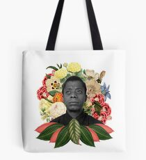 James (transparent) Tote Bag