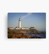 Pigeon Point Lighthouse, Highway 1 - California Canvas Print