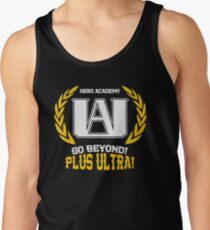 UA Academy Shirt Tank Top