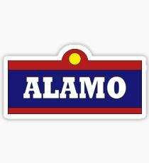 Pegatina Alamo Beer