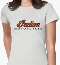 Indian Motorcycle Womens Fitted T-Shirt