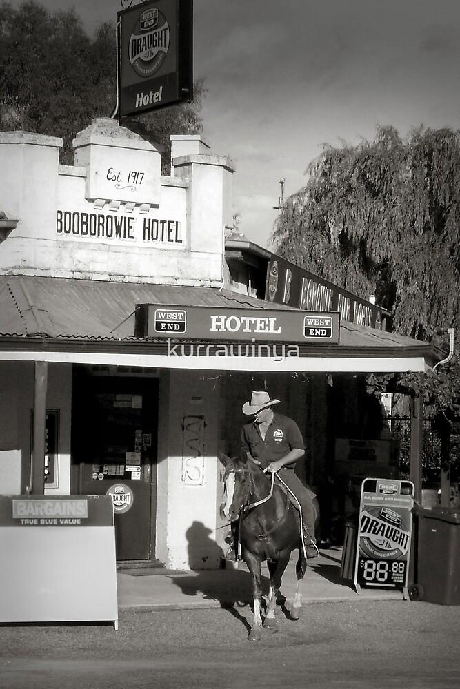 Booborowie Hotel by Penny Kittel