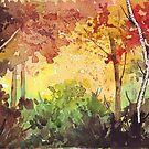 Autumn splendour by Maree Clarkson