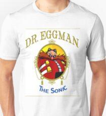 Dr. Eggman The Sonic Tee Unisex T-Shirt