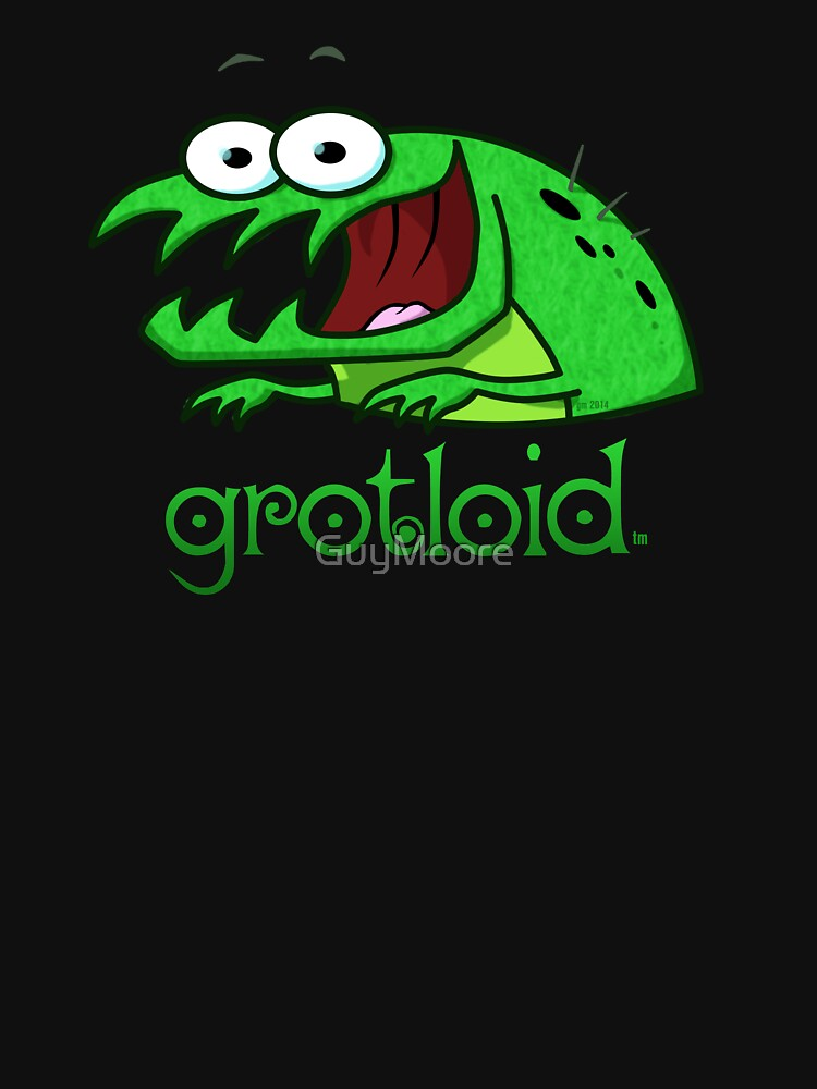 Grotloid by GuyMoore