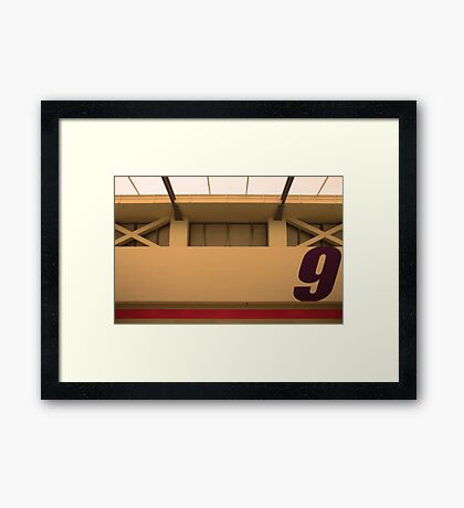 I saw this and thought of you Framed Print