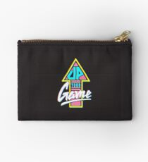 Up your game - TV version Zipper Pouch