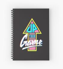 Up your game - TV version Spiral Notebook