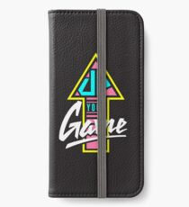 Up your game - Flat version iPhone Wallet/Case/Skin
