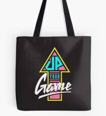 Up your game - Flat version Tote Bag