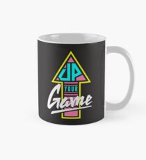 Up your game - Flat version Classic Mug
