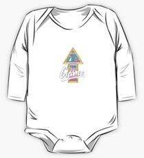 Up your game - TV version Long Sleeve Baby One-Piece
