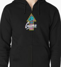 Up your game - TV version Zipped Hoodie