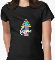 Up your game - TV version Women's Fitted T-Shirt