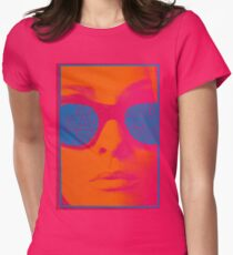 in her eyes Womens Fitted T-Shirt