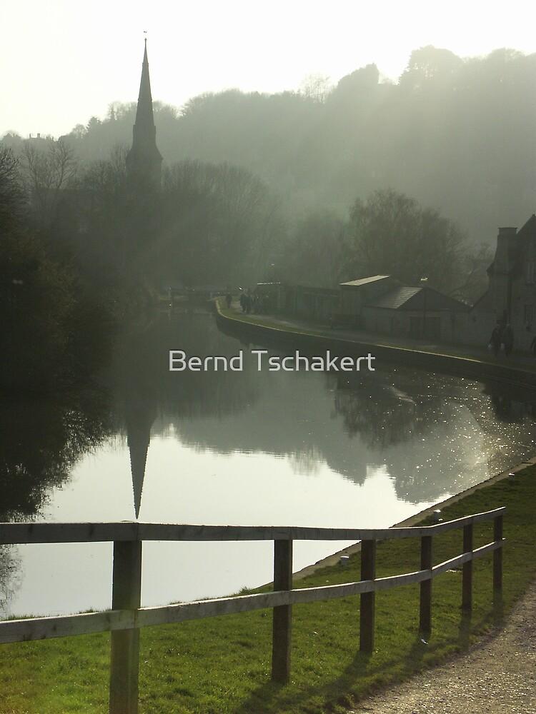 Silhouettes by Bernd Tschakert