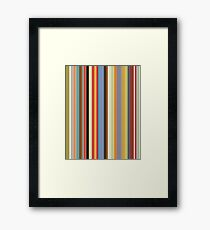 Paul Smith Pattern Framed Print