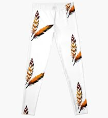 Feather Leggings