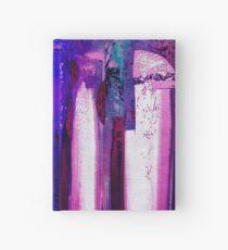 Cuaderno de tapa dura Formación púrpura