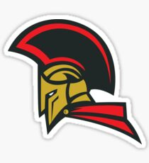 Spartan Knight Logo Sticker