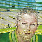 Brett Favre-- Hall or Famer by yevad98