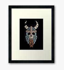 Old Bones- Draugr (colour) Framed Print