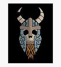 Old Bones- Draugr (colour) Photographic Print