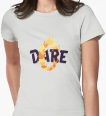 Dare Women's Fitted T-Shirt