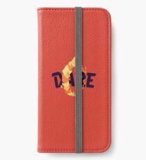 Dare iPhone Wallet/Case/Skin
