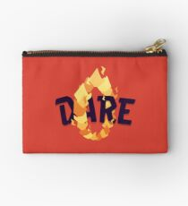 Dare Zipper Pouch