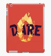 Dare iPad Case/Skin