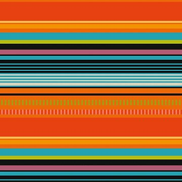 The Mexican Stripes - 2 by ymgraphix