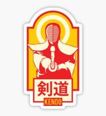 Japanese Kendo Sign #5 Sticker