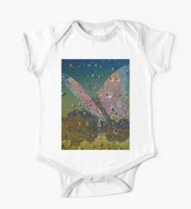 Raindrops - Madagascar Mocker Butterfly Kids Clothes