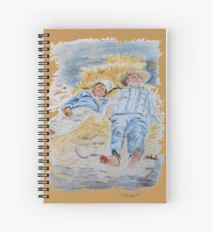 Ingedommeld Spiral Notebook