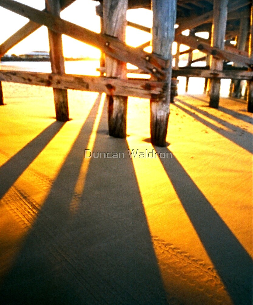 WPPD 2008 - Coffs Harbour jetty at sunrise by Duncan Waldron