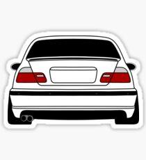 46 rear Sticker