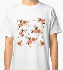 deep floral collection Classic T-Shirt