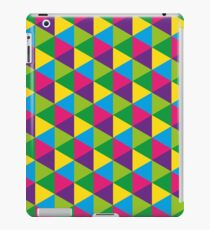 Bright Triangular Retro Pattern iPad Case/Skin