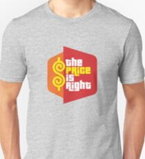 The Price Is Right Merchandise Unisex T-Shirt