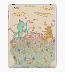TEA & TOAST iPad Case/Skin