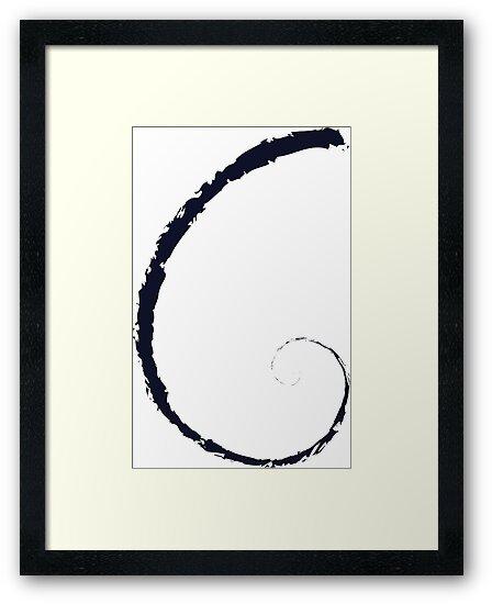 Golden Spiral by jezkemp