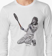 Camiseta de manga larga Tenis Borg