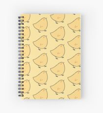 Goopy Chick (CLASSIC) Spiral Notebook