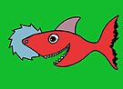 Sawfish by Juhan Rodrik