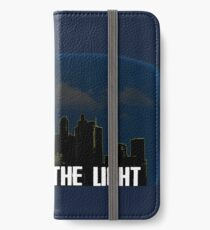 Vinilo o funda para iPhone Look for the light - The last of us