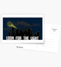 Postales Look for the light - The last of us