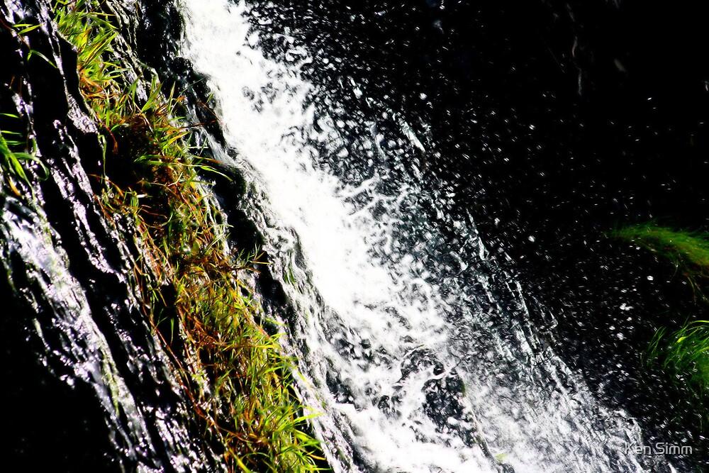 Falls 2 by Kenart